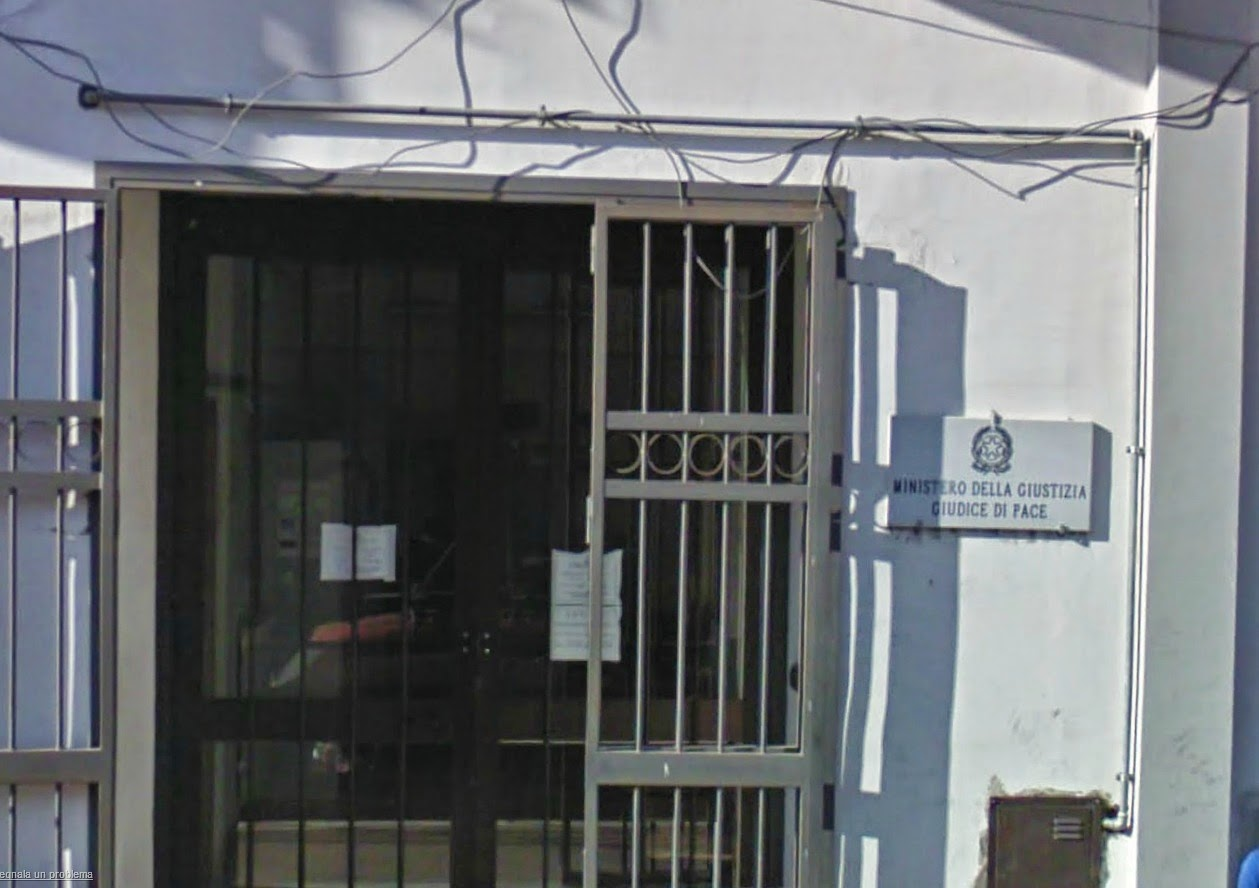 Nuovo Ufficio Giudice Di Pace : Piedimonte matese. ufficio del giudice di pace. senza i due