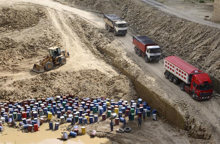 Traffico illegale di rifiuti nel foggiano: 19 persone arrestate