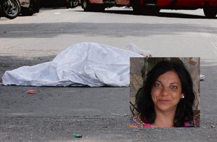 Donna freddata in strada, lo scorso anno scampò a furia del marito
