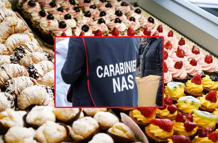 Pozzuoli: sequestrati prodotti 40 kg di prodotti alimentari in una pizzeria