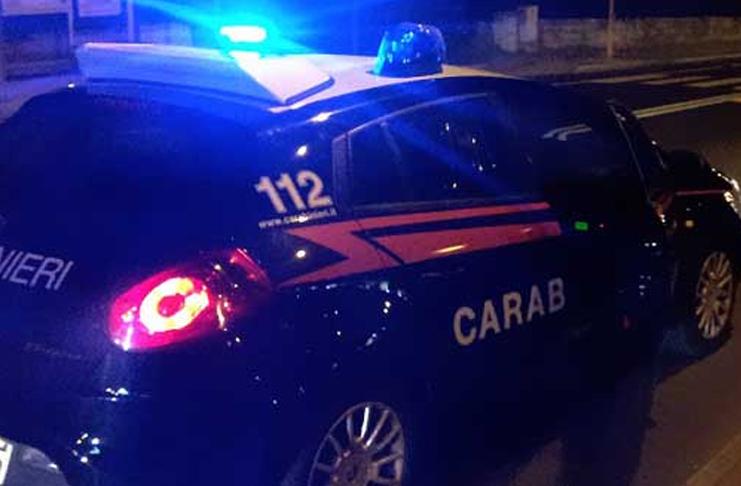 Spaccio sul lungomare di Rimini bloccato dai Carabinieri