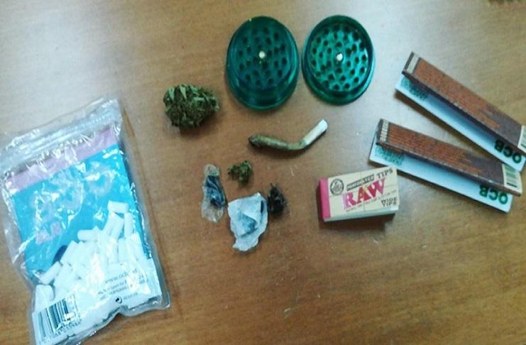 Aveva 8 kg di marijuana: arrestato grazie al cane antidroga Zack