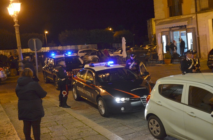 'Pasqua sicura', week end di controlli tra arresti, denunce e sequestri